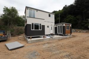집 공장에서 만든 목조주택…비용ㆍ단열 대만족