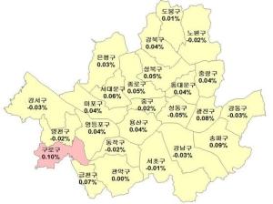 규제 충격 가셨나…서울 아파트값 8·2 대책 후 첫 상승
