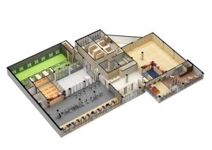 스마트홈·키즈카페·가전렌탈… 임대주택이 달라졌다