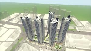 대구 범어네거리 인근 59층 주상복합 건립 급물살