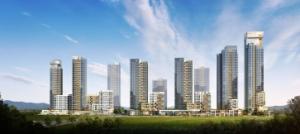 세종 2-4생활권 새 랜드마크…최고층·최대 규모