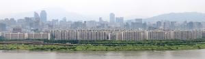 지난해 서울 아파트 시가총액 100조원 증가…전년 대비 13% 늘어