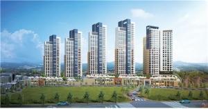 동두천에 없던 새 아파트 …동두천 더테라스힐 26일 오픈