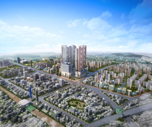 지하철·아파트·병원이 한 곳에…인천 아인애비뉴 상가 분양