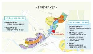 성남시, 판교 제2테크노밸리 안에 지식산업센터 만든다