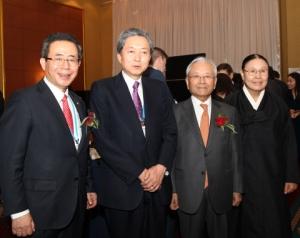 최준명 요진건설 회장, 종교평화 특별상 수상