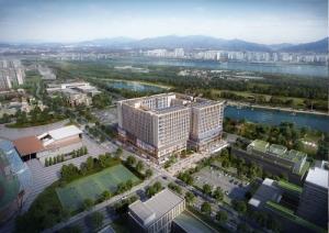 한화건설, 하남 미사강변 오벨리스크 4월 분양