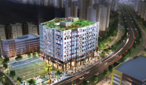 초역세권 3면 개방형 코너 상가…김포 운양역 현대센트럴스퀘어 분양