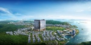 남해·이순신 공원 조망 오피스텔…여수 웅천비고시티 4월 오픈 예정