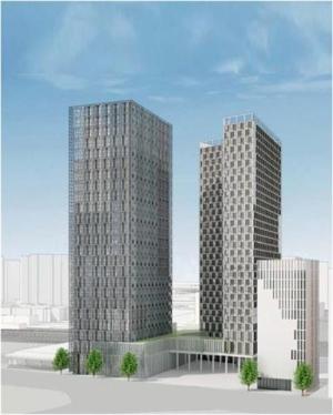 DMC역 인근 삼표에너지 부지에 오피스 빌딩 추진