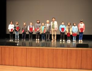 제 21회  요진 어린이 선행상  시상식 열려