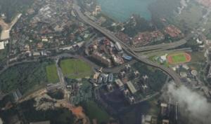 삼성물산, 싱가포르 지하고속도로 공사 단독 수주