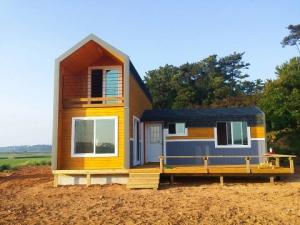 재설치·중고판매 가능, 가격 저렴…주목받는 모듈러주택