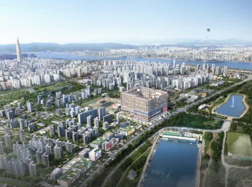 수도권 1억원대 오피스텔…하남 '미사강변 오벨리스크'